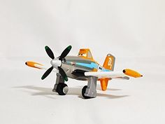 TOMICA Disney / PIXAR PLANES P-12 Dusty Crophopper Normal Version Air Tractor AT-502 TURBO DESIGN Orange White Blue Color