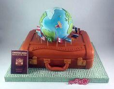Torta Viajero - Travel Cake