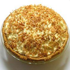 Keith's Coconut Praline Dream Pie Recipe