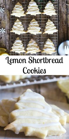 Lemon Shortbread Coo
