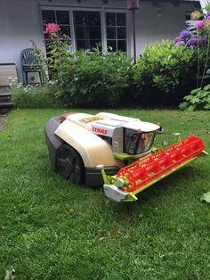 Robot Lawn Pimp - competition - who has the most beautiful lawn-Rasenroboter-Pimp – Wettbewerb – wer hat den schönsten Rasenroboter – Ellise M. Robot lawn mower pimp – competition – who has the most beautiful robot lawn mower – most # - Garden Shed Diy, Backyard Sheds, Auto Mower, Pimp, Husqvarna, Pallets Garden, Yard Landscaping, Indoor Garden, Lawn Mower