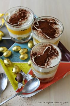 Himbeerprinzesschen: Ostern: Eierlikör-Möhren-Torte und beschwipste Tiramisu (ohne Ei)