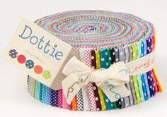 Moda Dottie Jelly Roll At Plush Addict Fabric Names, Fabulous Fabrics, Fabric Shop, Diy Clothes, Jelly, Decorative Boxes, Plush, Etsy Seller, Diy Clothing