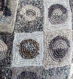 Ideas For Crochet Baby Blanket Owl Granny Squares Manta Crochet, Freeform Crochet, Crochet Art, Crochet Woman, Crochet Granny, Crochet Motif, Baby Blanket Crochet, Crochet Shawl, Crochet Designs
