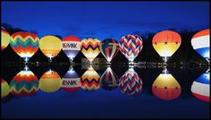 Balloon Glow | Jim Kramer