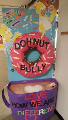 Anti-Bullying Door Decorating Contest Winners Announced – Pfeiffer ...