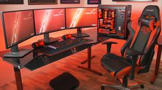 Amazing Top 10 Best & Most Expensive YOUTUBER GAMING SETUPS