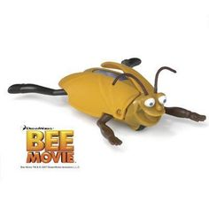 McDonald's 2007 Bee Movie #3 Wally The Waterbug<< IS THIS A FREAKING TOY? THIS IS A NIGHTMARE. SALT AND BURN THIS THING