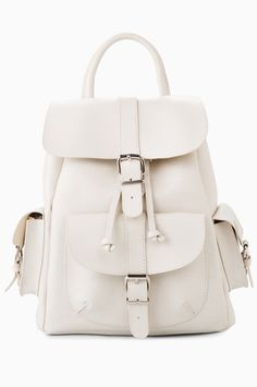 A backpack that actually looks fancy enough to moonlight as a work bag. Mango Faux Leather Backpack, $69.99, available at Mango. From: What To Buy At Mango For $100