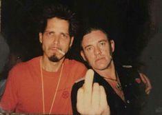 Chris Cornell & Lemmy