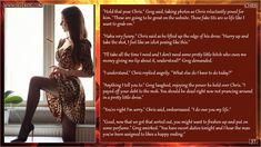 Page 2 – Just another TG Cap Website! Tg Transformation, Humiliation Captions, Captions Feminization, Tg Caps, Transgender Girls, Tg Captions, Women Swimsuits, Feminism, Dress Skirt