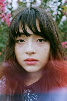 cherubic face — Serena Motola by Jiro Konami Ethereal Photography, Film Photography, Japanese Models, Japanese Girl, Shadow Face, Aesthetic People, Interesting Faces, Sweet Girls, Pretty People
