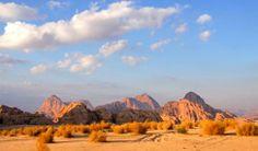 Jordanie-Découverte de la Jordanie en randonnée avec Green Aventure