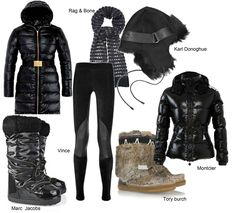Ski gear. #winter #fashion #skiing