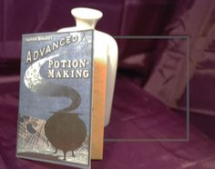 Basic manual of potions-Harry Potter by WizardArt on Etsy