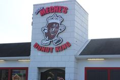 Meches Donut King - best donuts in Lafayette, LA