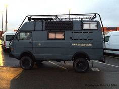 This thing combines my love of VW's and off road vehicles!!