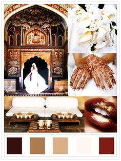 dress: didi bidiardjo; flowers: martha stewart; mehndi: nirali magazine; location: devi garh hotel;