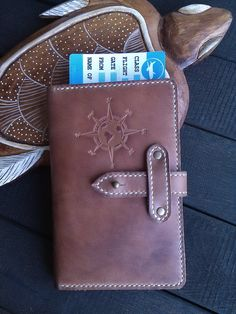 Passport holder Passport cover Travel wallet Leather passport Personalized