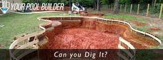 swimming pool construction custom inground gunite pool builders Conroe, TX 77304 77302