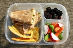 Nutritious School Lunches