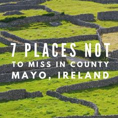 Our 2 week Ireland road trip itinerary : 7 places not to miss in County Mayo, Ireland. Westport Ireland, Dublin Ireland, Ireland Vacation, Ireland Travel, 7 Places, Places To Visit, County Mayo Ireland, Ireland Pictures, Road Trip