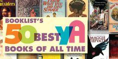 Booklist's 50 Best YA Books of All Time, by Daniel  Kraus | Booklist Online