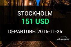 Flight from Los Angeles to Stockholm by Norwegian    BOOK NOW >>>