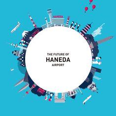 The Future of HANEDA Airport – TAWARASHA