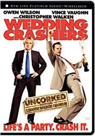 Wedding Crashers: Unrated (Fullscreen) on DVD from New Line Home Entertainment. Directed by David Dobkin. Staring Christopher Walken, Owen Wilson, Vince Vaughn and Rachel McAdams. More Comedy, Romance and Buddy Pictures DVDs available @ DVD Empire. Vince Vaughn, Will Ferrell Wedding Crashers, Owen Wilson, Isla Fisher, Jane Seymour, Bradley Cooper, Hilarious, Funny, Wedding Guest Book