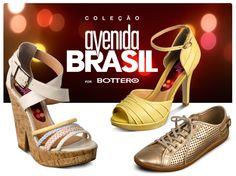 No blog a gente conta todos os detalhes sobre as novas sandálias da Coleção Avenida Brasil: Olenka e Verônica! =)