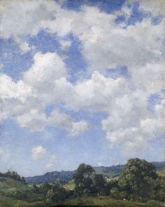 "Charles Harold Davis ""The Northwest Wind"" - 1914"