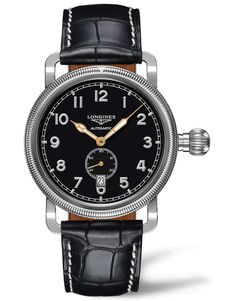Longines Avigation Oversize Crown Watches For 2013