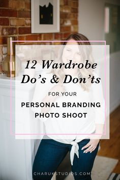 As an entrepreneur, your clothing choices are an important factor to showcase your brand image. What you wear communicates a lot about your personality and professionalism, meaning it can have a major impact on first impressions as well. Likewise, if you're planning a personal branding phot