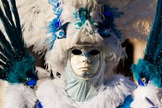 Carnival of Venice 2012 - III by Drey (Audrey Meffray), via 500px