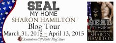 Jen's Reading Obsession: SEAL My Home by Sharon Hamilton - Blog Tour, Revie...
