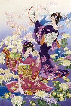 Ran Kiku by Haruyo Morita