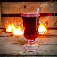 Mulled wine #helsinkiwildfoods #chokeberry