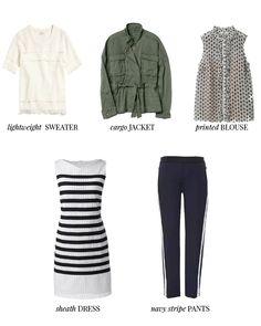 THE DAILEIGH CLASSIC & ON TREND Wardrobe Basics