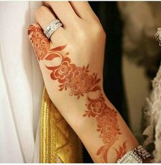 Wedding Henna Tattoo #MehendiMandalaArt