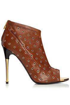 Tom Ford - Shoes - 2014 Spring-Summer #chestnut brown