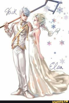 Image uploaded by Stormy-Angel. Find images and videos about disney, frozen and elsa on We Heart It - the app to get lost in what you love. Disney Art, Disney Pixar, Disney Ships, Disney And Dreamworks, Disney Magic, Jack Frost Und Elsa, Jack And Elsa, Jelsa, Disney And More