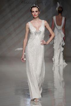 Anoushka G Spring 2013 Fashion Wedding DressWedding