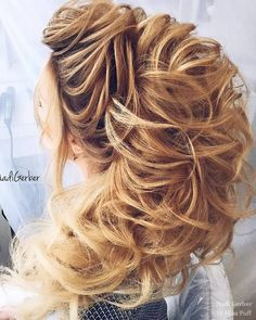 Wedding Hairstyles :   Illustration   Description   100 Wedding Hairstyles from Nadi Gerber You'll Want To Steal | Hi Miss Puff – Part 14    -Read More –