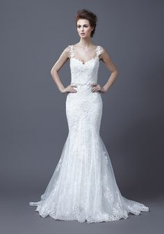 Wedding Dresses from Enzoani 2013 Collection