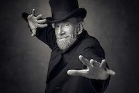 Black & White Portraits - David 2 - Images | Debra Rene Harder Photography