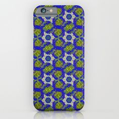 Earth and Water by Melasdesign  iPhone & iPod Case