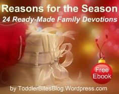 Free Advent Family Devotionals - 24 Ready-Made Family Devotions for the month of December