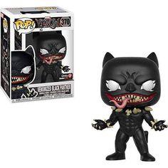 Funko Venomized Black Panther (GameStop Exclusive): Venom x POP! Funko Pop Marvel, Venom Funko Pop, Lego Marvel, Loki, Thor, Funko Pop Toys, Funko Pop Vinyl, Funko Pop Figures, Pop Vinyl Figures