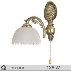 Aplica iluminat decorativ interior Klausen, gama India, model AP1 http://www.etbm.ro/aplica-iluminat-decorativ-interior-klausen-gama-india-model-ap1